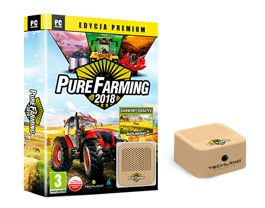 Pure Farming 2018 PC Steam