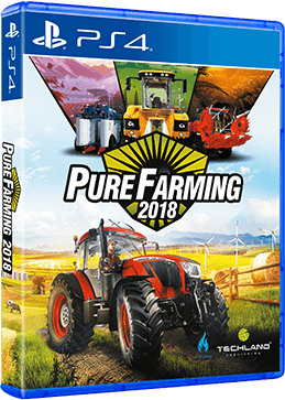 Pure Farming 2018 Playstation 4