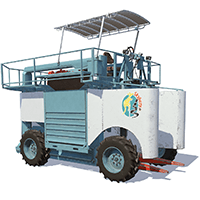 Skybury Coffee Combine Harvester