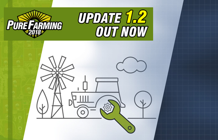 Update 1.2 out now